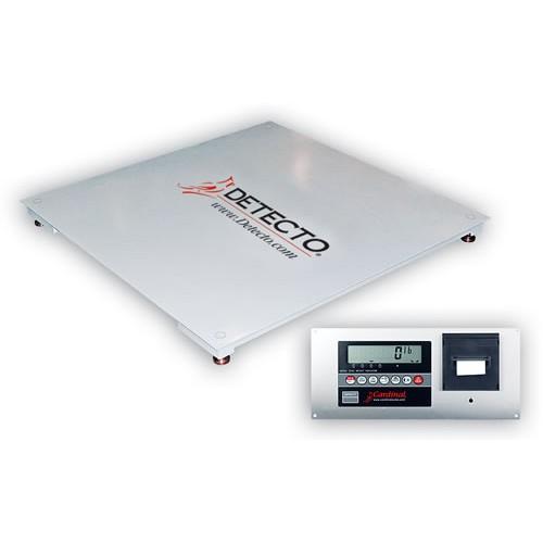 Detecto In-Floor Scales