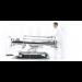 seca high capacity digital stretcher scale with wireless transmission 656 b41