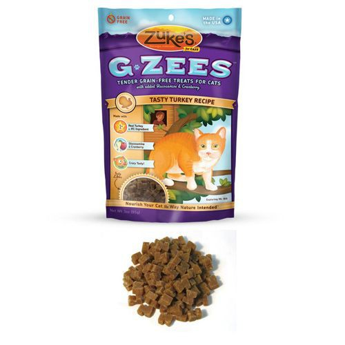 Zukes G Zees Cat Treats