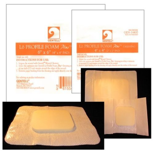 Lo Profile Foam Plus Dressing