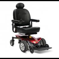 Pride Mobility Jazzy Elite ES-1, Red