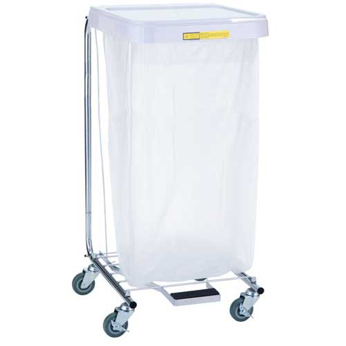 692 Medium Duty Laundry Hamper Stand