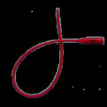Nelaton Red Rubber Robinson Catheter by Rusch