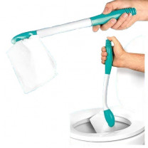 Jobar International Long Reach Comfort Wipe - Toilet Paper Wand Assist