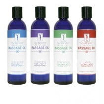 100 Percent Natural Variety Aromatherapy Massage Oil
