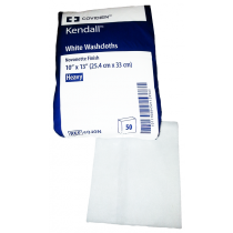 Kendall EXCILON Washcloths