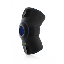 Actimove Sports Edition Adjustable Knee Support with Open Patella