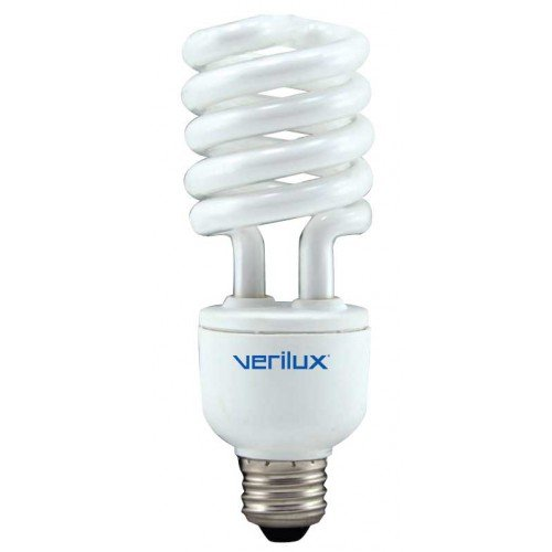 Full Spectrum Natural Sunlight Compact Fluorescent Light Bulb Therapy By Verilux Cfs13vlx