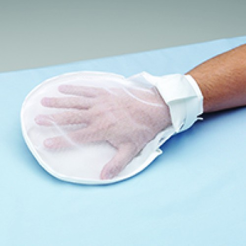 Posey Rigid Hand Control Mitts