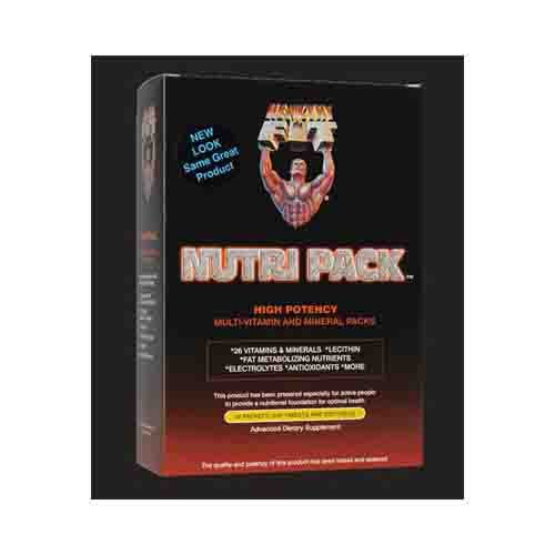 Nutritionals Nutri-Pak 30 Day Muscle Building Supplement