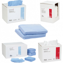 Flat Packs, Poly Packs and Dispenser Options