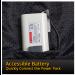 Venture Heat Fleece Heated Vest Battery Pocket