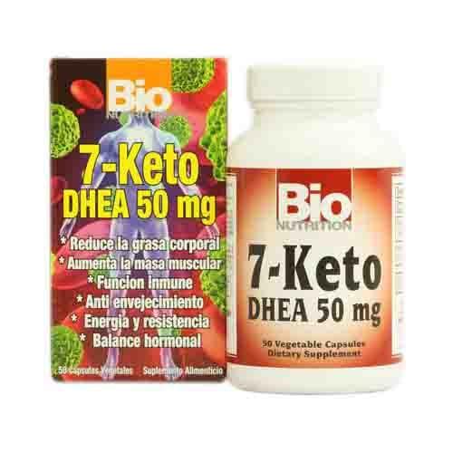 7 Keto DHEA 50 mg