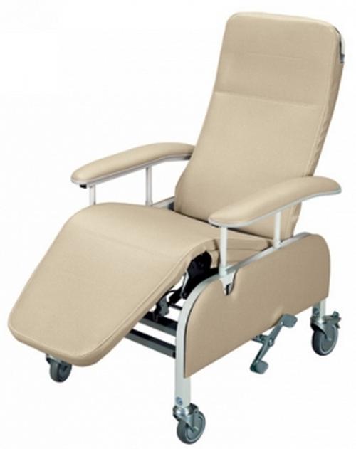 lumex preferred care tilt in space geri chair recliner  585