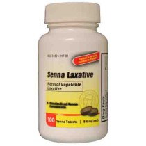 Senna Natural Laxative
