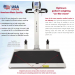 Detecto Lightweight Wheelchair Scale