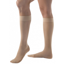 Jobst Ultrasheer Knee High Compression Socks CLOSED TOE 30-40 mmHg