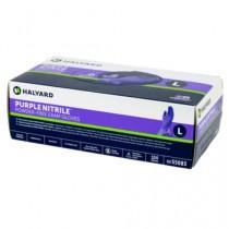Halyard PURPLE NITRILE Exam Gloves Powder-Free (fka KC500)