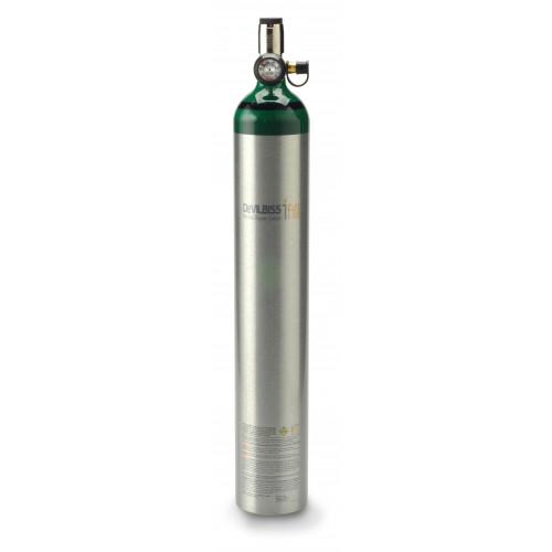 Continuous Flow Oxygen Cylinder
