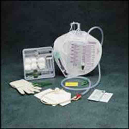 IC Plus Indwelling Foley Catheter Tray