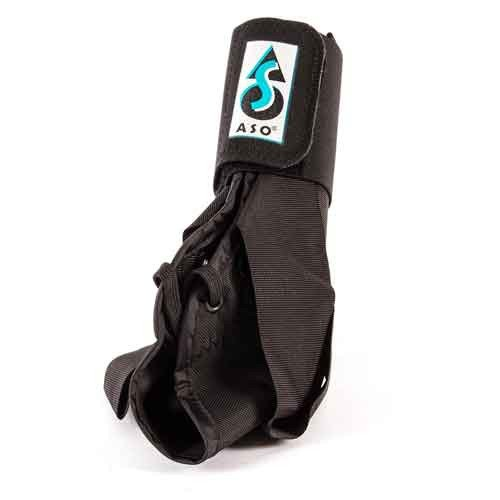 ASO Ankle Brace with Plastic Stays