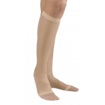 Activa Sheer Therapy Knee High Compression Sock OPEN TOE 15-20 mmHg