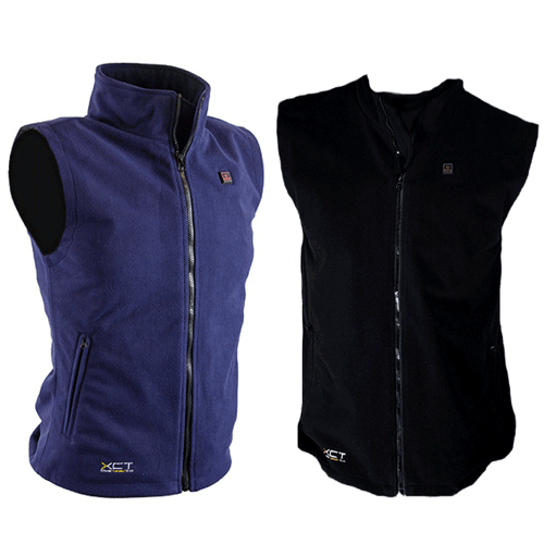 Venture Heat Fleece Heated Vest for Men & Women
