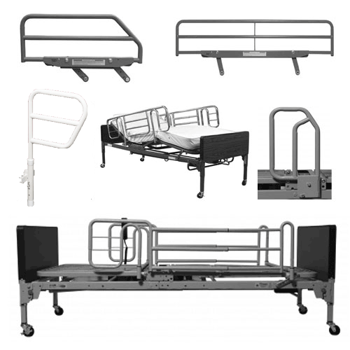 Graham-Field Bed Rails