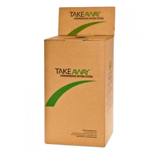 20 Gallon TakeAway Environmental Return System 17200