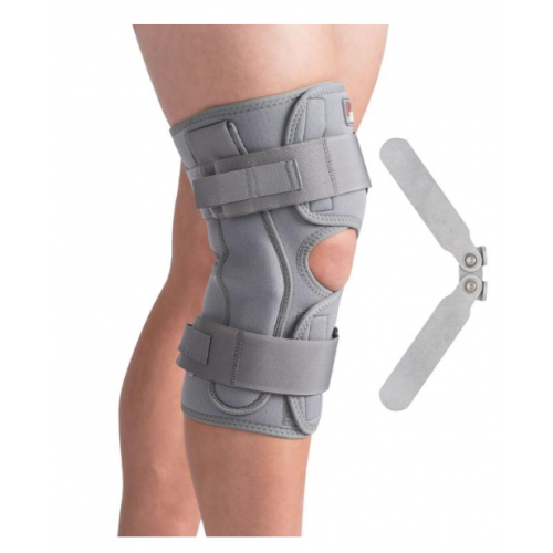 Thermoskin Hinged Knee Brace Single Pivot