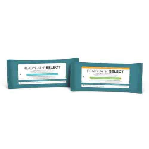 Disposable Washcloths ReadyBath SELECT Medium Weight