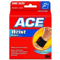 ACE Wrist Support Adjustable Neoprene Fabric