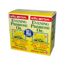 American Health Royal Brittany Evening Primrose Oil Womens Health Dietary Supplement