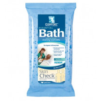 Essential Bath Cleansing Washcloths -Scented