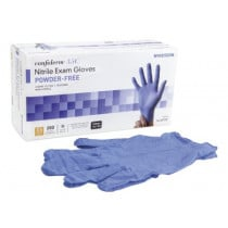 Confiderm Chemo Rated Nitrile Exam Gloves Powder Free - NonSterile