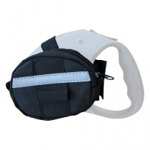Doggo Retractable Leash Saddlebag