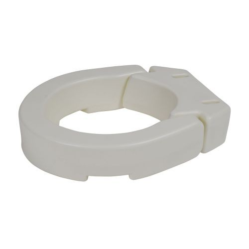 Hinged Toilet Seat Riser by Drive