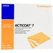 Acticoat 7 20341 | 2 x 2 Inch by Smith & Nephew