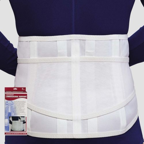 Lightweight Lumbosacral Support