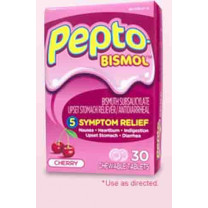 Pepto-Bismol Chewable Tablet