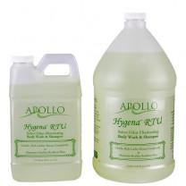 Apollo Hygena RTU Ready-to-Use Shampoo and Body Wash