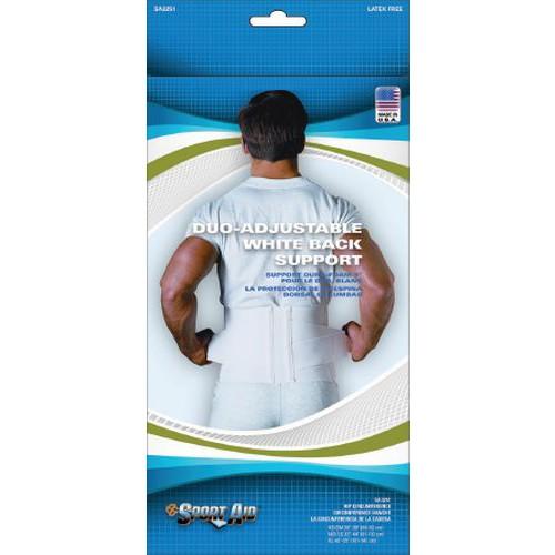 Sport-Aid Back Support Belt