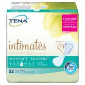 TENA Intimates Moderate Thin Pads Long