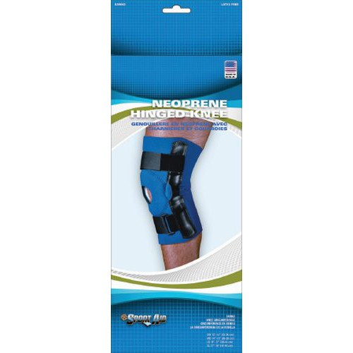 Sport-Aid Hinged Knee Support