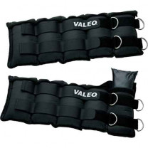 Valeo Adjustable Wrist and Ankle Weights - 5, 10 & 20 lbs.