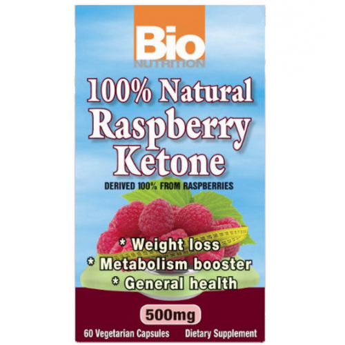 Raspberry Ketones 60 count