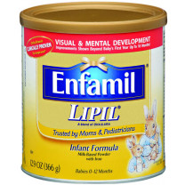 Enfamil Lipil Milk-Based with Iron