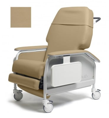 lumex extra wide clinical care geri chair recliner 51d