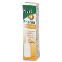 Fleet Enema Bisacodyl Stimulant Laxative