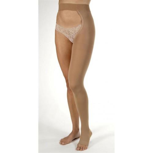 Jobst Relief Single Leg Chap Compression Stockings OPEN TOE 20-30 mmHg